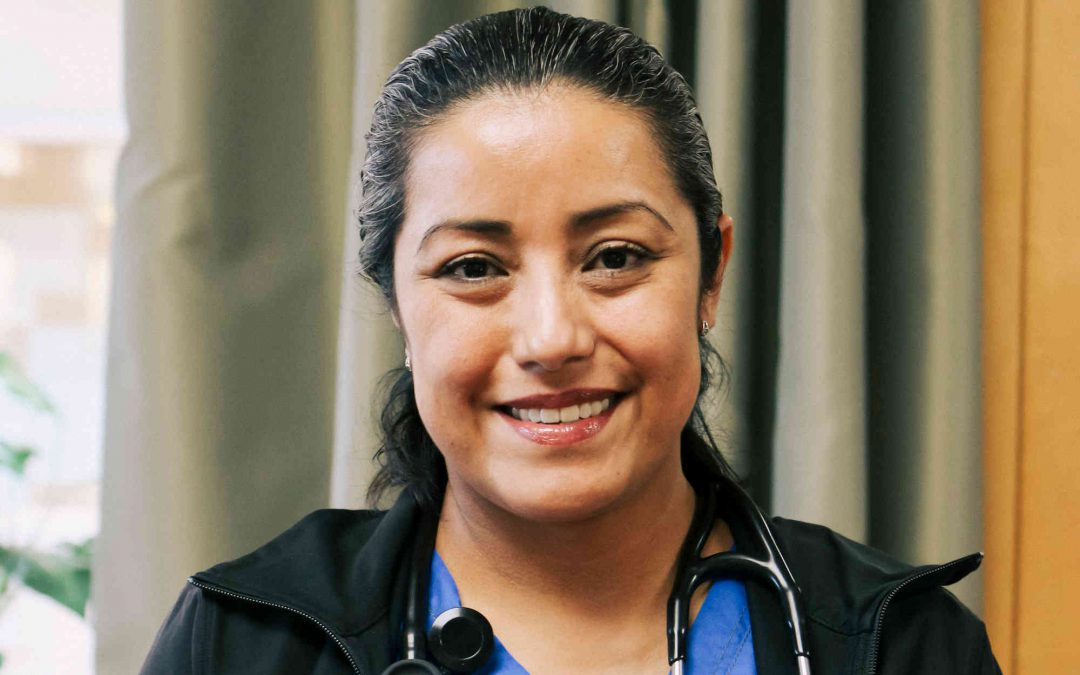 December 2018 Employee of the Month: Xiomara Baca
