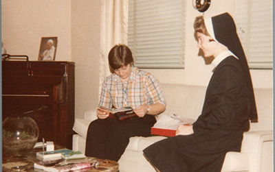 Finding the Sisters of St. Mary of Oregon