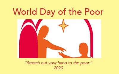 Observance of World Day of the Poor