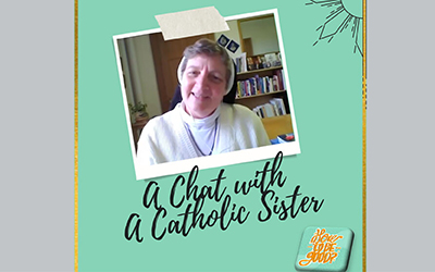Sister Adele Marie Featured on Podcast